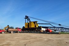 Free Heavy Machines Royalty Free Stock Photos - 14330608