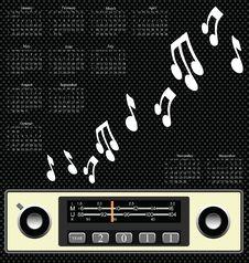 Free 2011 Calendar Royalty Free Stock Image - 14330936