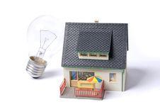 Free House Bulb Stock Image - 14331201