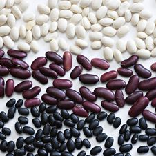 Free Mixed Dried Beans Royalty Free Stock Photo - 14331705