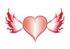 Free Abstract Heart Royalty Free Stock Photos - 14332178
