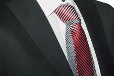 Free Dark Jacket, Tie Royalty Free Stock Photography - 14333527