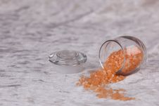 Free Spilled Salts Stock Photography - 14333632