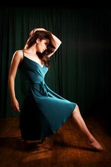 Glamorous Woman Stock Photos