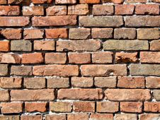 Free Brick Wall Stock Photos - 14334833