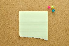 Free Post It Royalty Free Stock Photo - 14334895