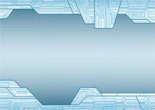 Free Electronic Style Background Royalty Free Stock Images - 14335089