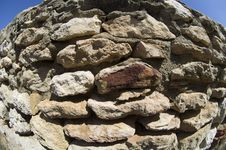 Free Stone Wall Royalty Free Stock Images - 14336099