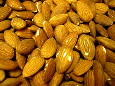 Free Almonds Stock Images - 14336144