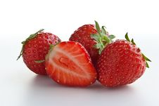 Free Strawberry Royalty Free Stock Photography - 14336617