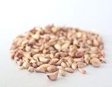 Thai Garlic Royalty Free Stock Photo