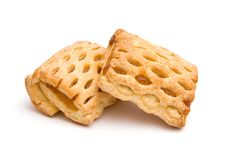 Free Two Cookies Stock Image - 14337451