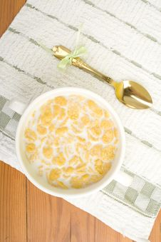 Free Breakfast Stock Photography - 14337482