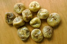 Free Dried Figs Royalty Free Stock Photo - 14337615