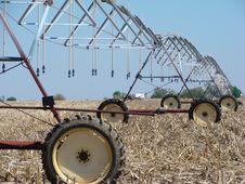 Free Irrigation Pivot 1 Royalty Free Stock Image - 14337756