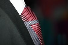 Free Dark Jacket, Tie Stock Photos - 14337843
