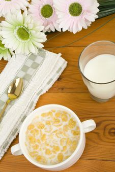 Free Breakfast Stock Photography - 14337982