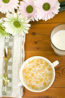 Free Breakfast Royalty Free Stock Photography - 14338017