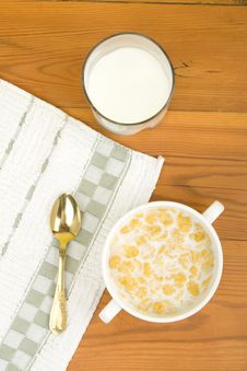 Free Breakfast Royalty Free Stock Images - 14338209