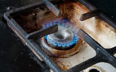 Free Gas Royalty Free Stock Photo - 14338785