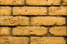 Old Brickwork 1 Stock Photography