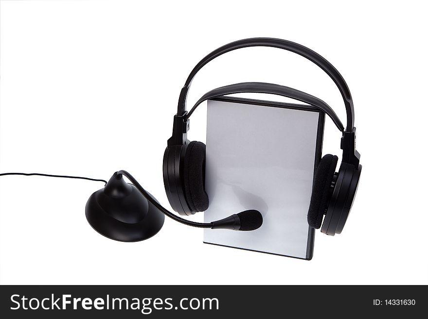 Audio CD, DVD case