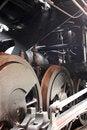 Free Wheels Old Train Stock Image - 14347111