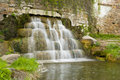 Free Waterfall In Park Stock Images - 14349274
