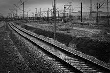Free Railroad Track Stock Photos - 14340123