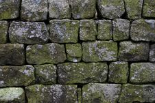 Free Old Stone Wall Background Stock Photos - 14340593