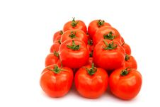 Free Ripe Tomato Royalty Free Stock Photography - 14340657