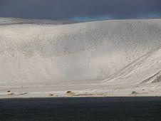 Free North Of The Arctic Circle Royalty Free Stock Image - 14341036