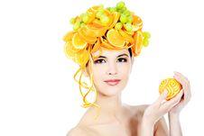 Free Juicy Headwear Stock Image - 14341091