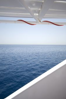 Free Horizon Over The Sea Stock Photography - 14341622