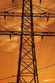 Free Electric Pylon Stock Photos - 14341653