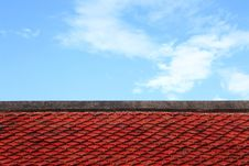 Free Roof Royalty Free Stock Image - 14342296