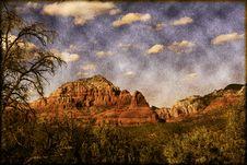 Free Vintage Sedona Stock Image - 14342371