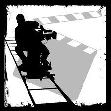 Free Cameraman Stock Photos - 14342453