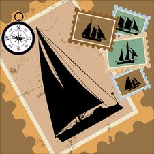 Free Sailing Royalty Free Stock Photography - 14342497