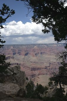 Free Grand Canyon Window Stock Images - 14343964