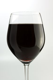 Free A Glass Of Red Wine Royalty Free Stock Photo - 14344185