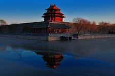 Free Forbidden City Stock Photography - 14344832