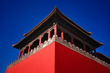 Free Forbidden City Royalty Free Stock Photo - 14344835