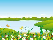 Free Landscape Royalty Free Stock Image - 14345236