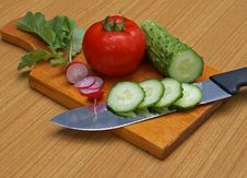 Garden Food Stock Photography