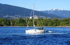 Free Sail Boat Stock Image - 14345671