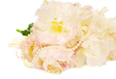 Free Wedding Bouquet Royalty Free Stock Photography - 14346747
