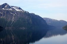 Free Cruising Fjords Of Norway Stock Photos - 14347683