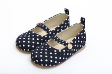 Free Children S Footwear Stock Image - 14347791