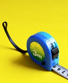 Free Measuring Tape Royalty Free Stock Image - 14347966